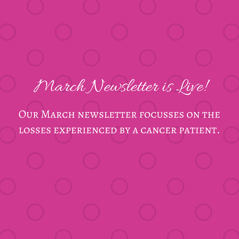 March Newsletter is Live